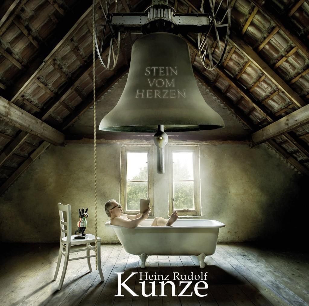 """Heinz Rudolf Kunze fällt ein """"Stein vom Herzen"""" – der Deutschrocker als Wutbürger und Mutmacher"""