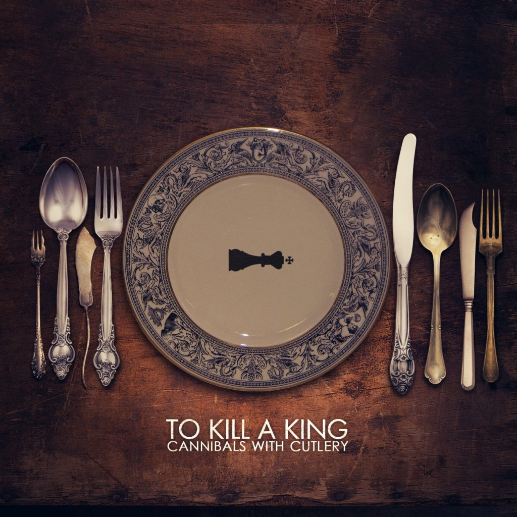 "To Kill A King: ""Cannibals With A Cutlery"" – routinierter Folkrock, passend zur Jahreszeit"