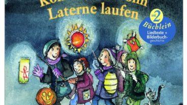 """Rolf Zuckowski und seine Freunde – """"Kommt, wir wolln Laterne laufen"""": Jawoll, es wird Herbst!"""