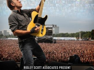 Bruce Springsteen DVD Cover