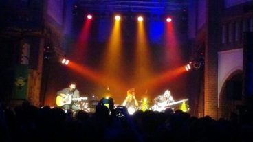 "Einfach göttlich: ""An Intimate Evening With Seether"" am 07.11.2013 in der Kulturkirche Köln"