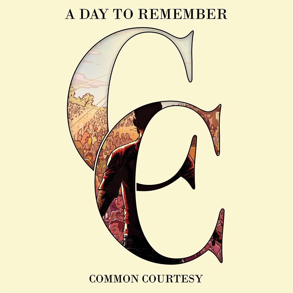 """A Day To Remember sind mit ihrem neuen Album """"Common Courtesy"""" zurück"""
