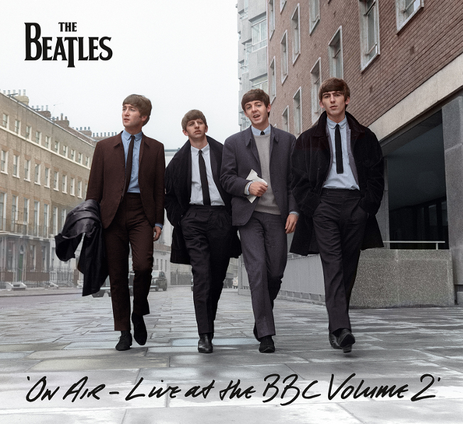 """The Beatles – neues aus dem Archiv: """"On Air – Live At The BBC Volume 2"""""""
