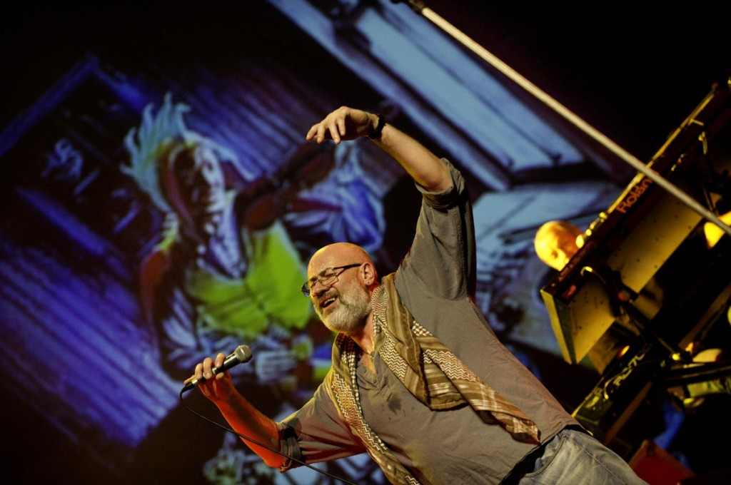 "Fotos von Fish und Support VanderLinde – ""The Moveable Feast Tour"" 3.11.2013 im Theater Trier"