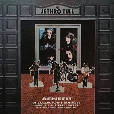 "Meilenstein der Rockgeschichte: Steven Wilson remixt Jethro Tulls ""Benefit"""