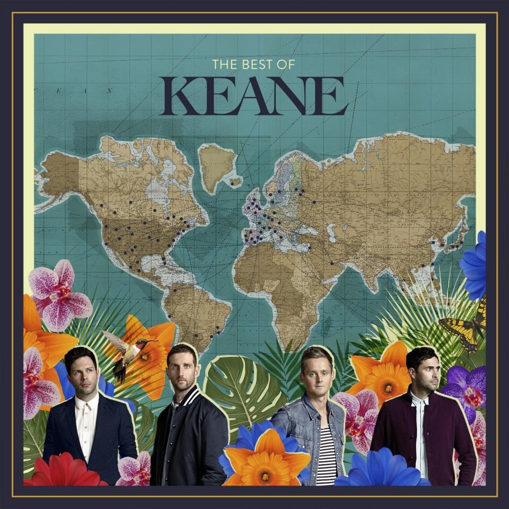 """Keane: Die """"Rockband ohne Gitarren"""" veröffentlicht ihr erstes """"Best Of"""" Album"""