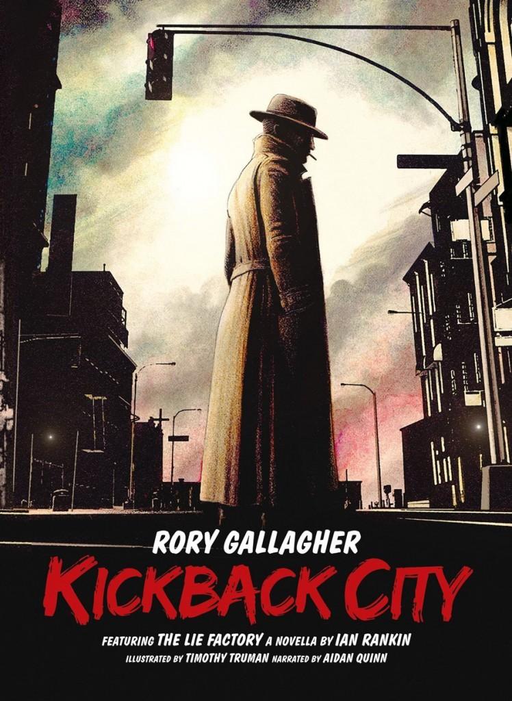 Rory Gallagher und Ian Rankin:
