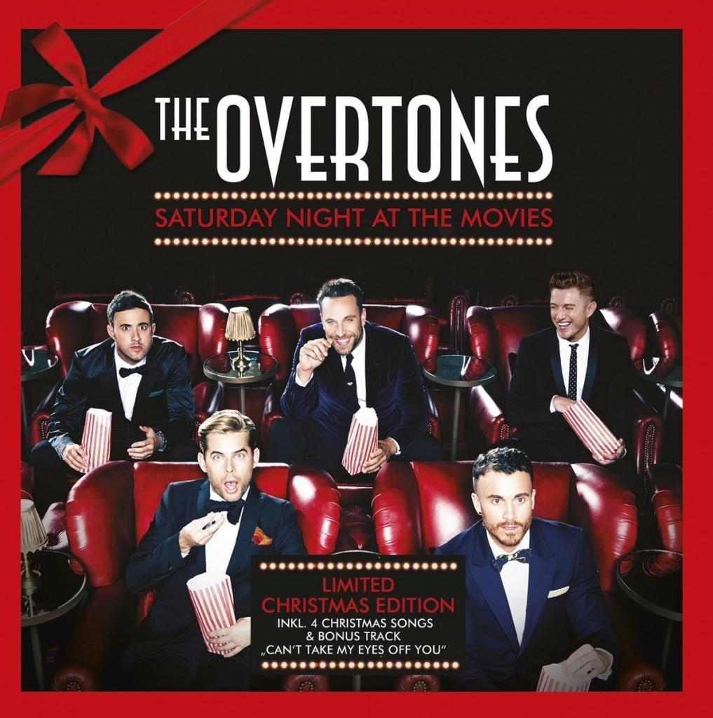 """The Overtones: """"Saturday Night At The Movies"""" – eine Reise in die 50er, 60er und ins Winterwunderland"""