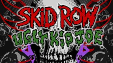 Back to the 90s: Skid Row & Ugly Kid Joe in der Kölner Essigfabrik