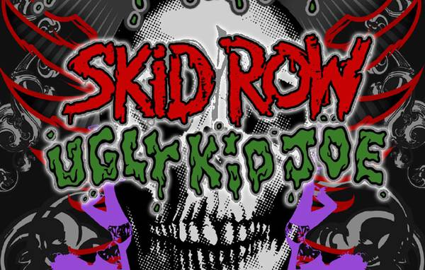 Back to the 90s: Skid Row & Ugly Kid Joe in der Kölner Essigfabrik