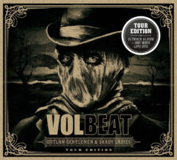 Volbeat Outlaw Gentleman & Shady Ladies bei Amazon bestellen