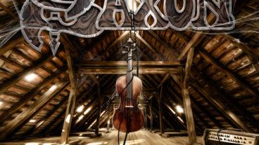 "Saxon im Doppelpack – laut und leise: ""Unplugged And Strung Up"""
