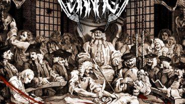 """Supreme Carnage – Debutalbum """"Quartering the Doomed"""" – Ganz schön blutig"""
