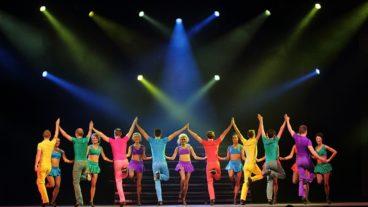"""Das Tanzspektakel """"Lord Of The Dance"""" gastierte am 20.12.2013 in der Arena Trier"""