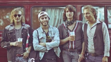 Ein Ausflug in die Weiten des psychedelischen Rocks: Okta Logue am 04.12.2013 im Kölner Luxor