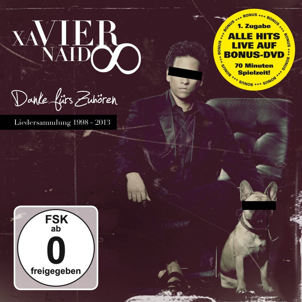 """Xavier Naidoo veröffentlicht """"Danke fürs Zuhören"""" neu und erinnert an bessere Zeiten"""