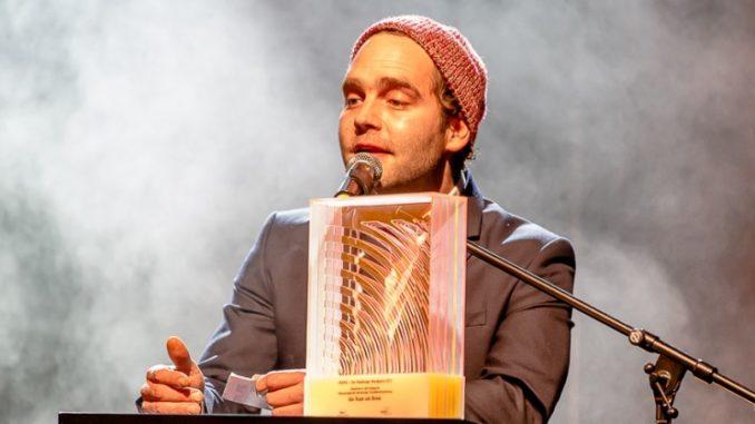 Axel Bosse - Verleihung HANS Hamburger Musikpreis, 27.11.2013