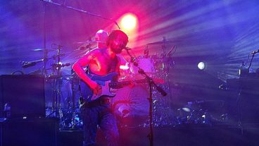 Mit Vollgas durch Düsseldorf: Biffy Clyro am 01.12.2013 in der Mitsubishi Electric Halle