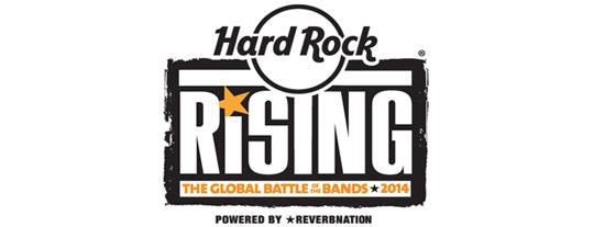 Hard Rock Rising 2014