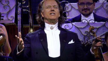 André Rieu und das Johann-Strauss-Orchester – Tour 2014, live in der Arena Trier