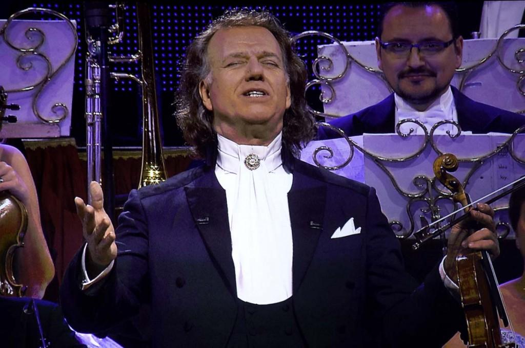 André Rieu und das Johann-Strauss-Orchester