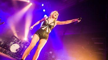 Ellie Goulding Fotos am 28.01.2014 im Palladium in Köln