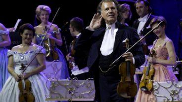 Fotos von André Rieu in der Arena Trier am 24.01.2014