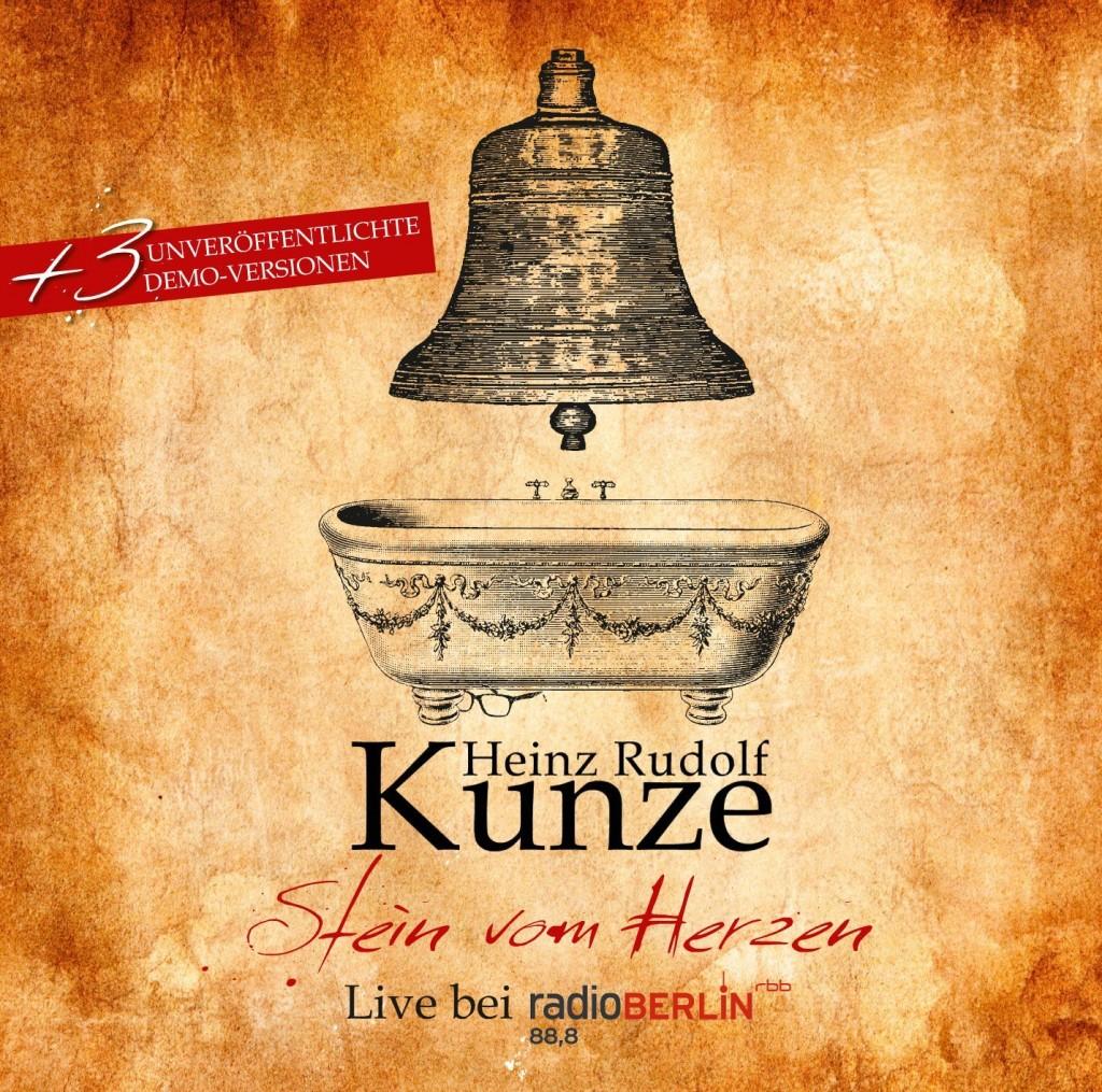 Heinz Rudolf Kunze lässt auch live die Steine fallen