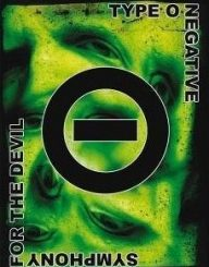 Type O Negative Symphony for the Devil DVD Cover