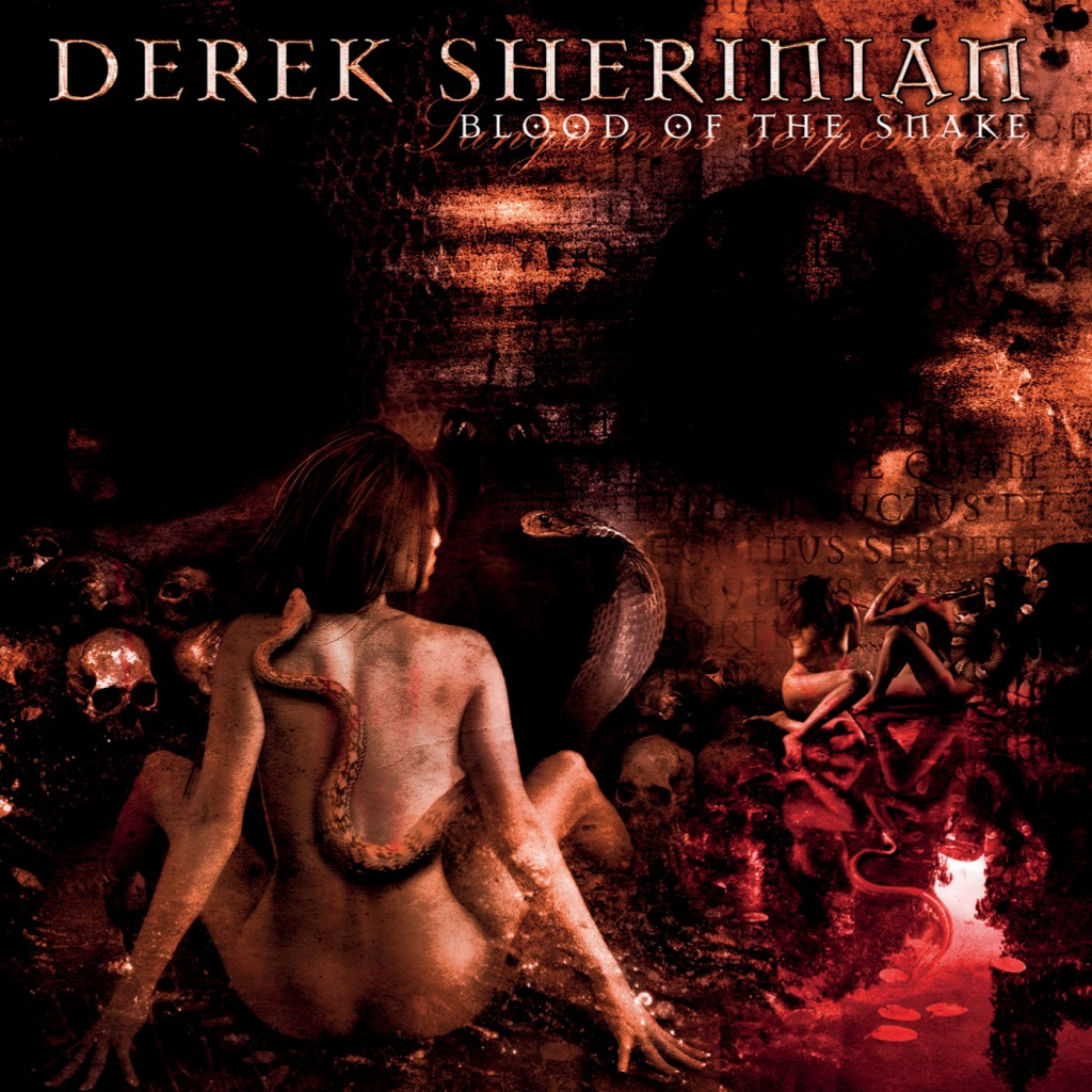 Die fünf mittleren Alben von Keyboard-As Derek Sherinian in einer neuen Auflage