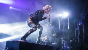 Jennifer Rostock begeistert das Kölner Palladium mit ihrer Schlaflos-Tour 2014