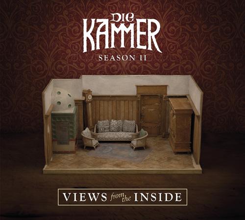 """Die KAMMER – Video Premiere zu """"Be Careful"""" und neues Album """"Season II: Views from the Inside"""" am 14.02.2014"""