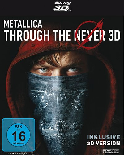 "Metallica goes Grindhouse: ""Through The Never"" auf DVD"