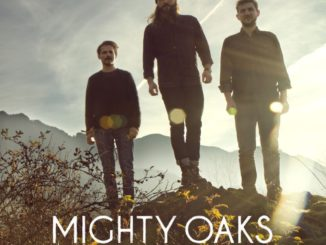 Mighty Oaks Albumcover