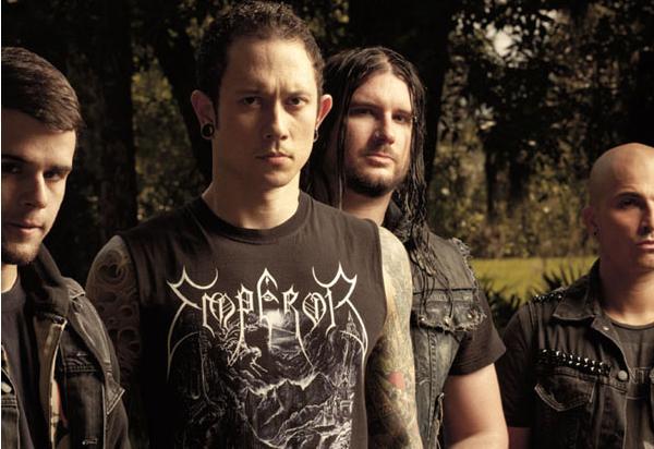 Trivium rocken die Essigfabrik, Köln – 09.02.14