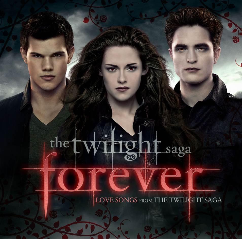"""Ein Album für Liebende… mit dunklen Herzen: """"Forever – Lovesongs From The Twilight Saga"""""""