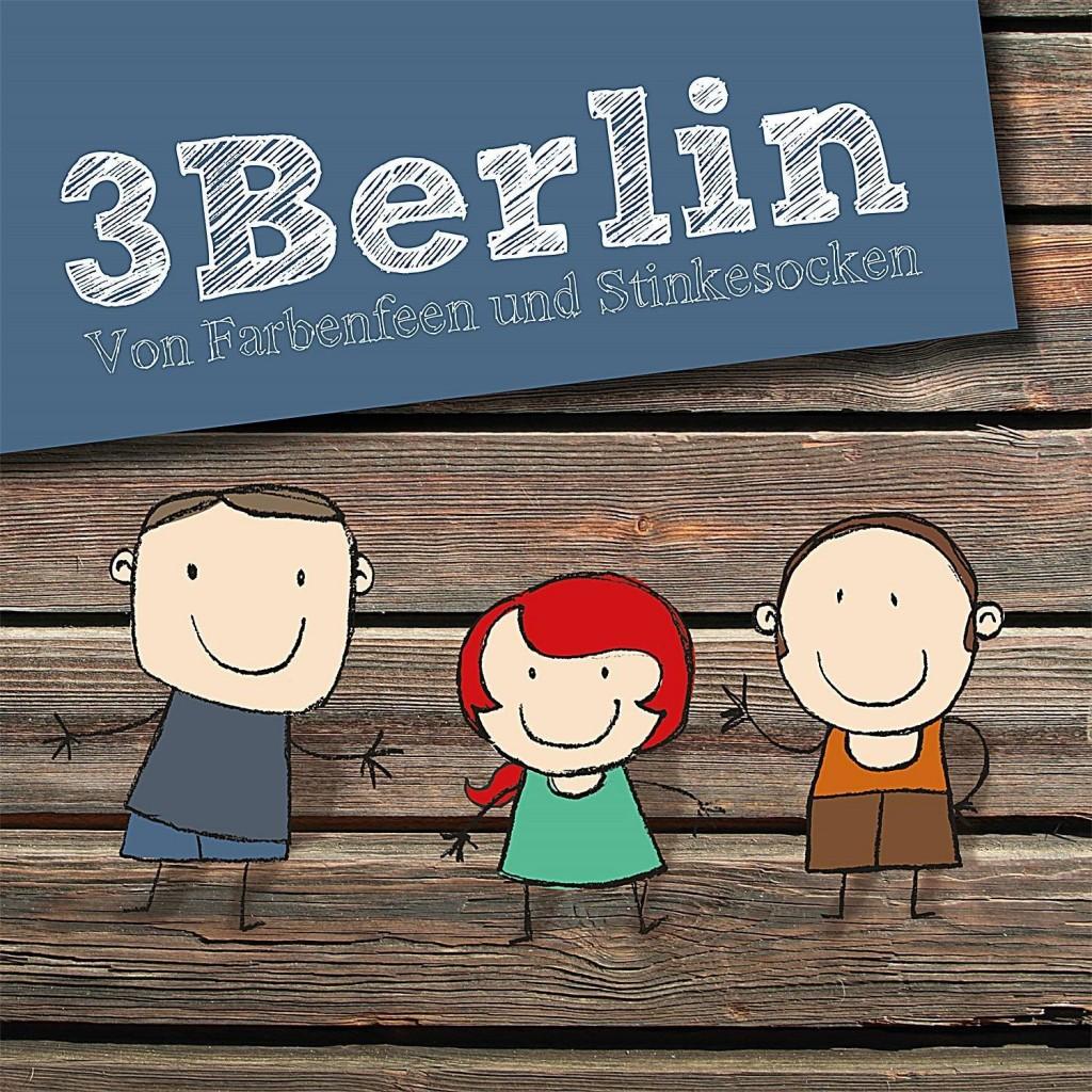 """3Berlin – """"Von Farbenfeen und Stinkesocken"""": Neue Kinderlieder fürs Vorschulalter"""