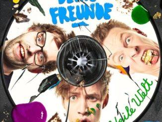 Deine Freunde Heile Welt CD Cover