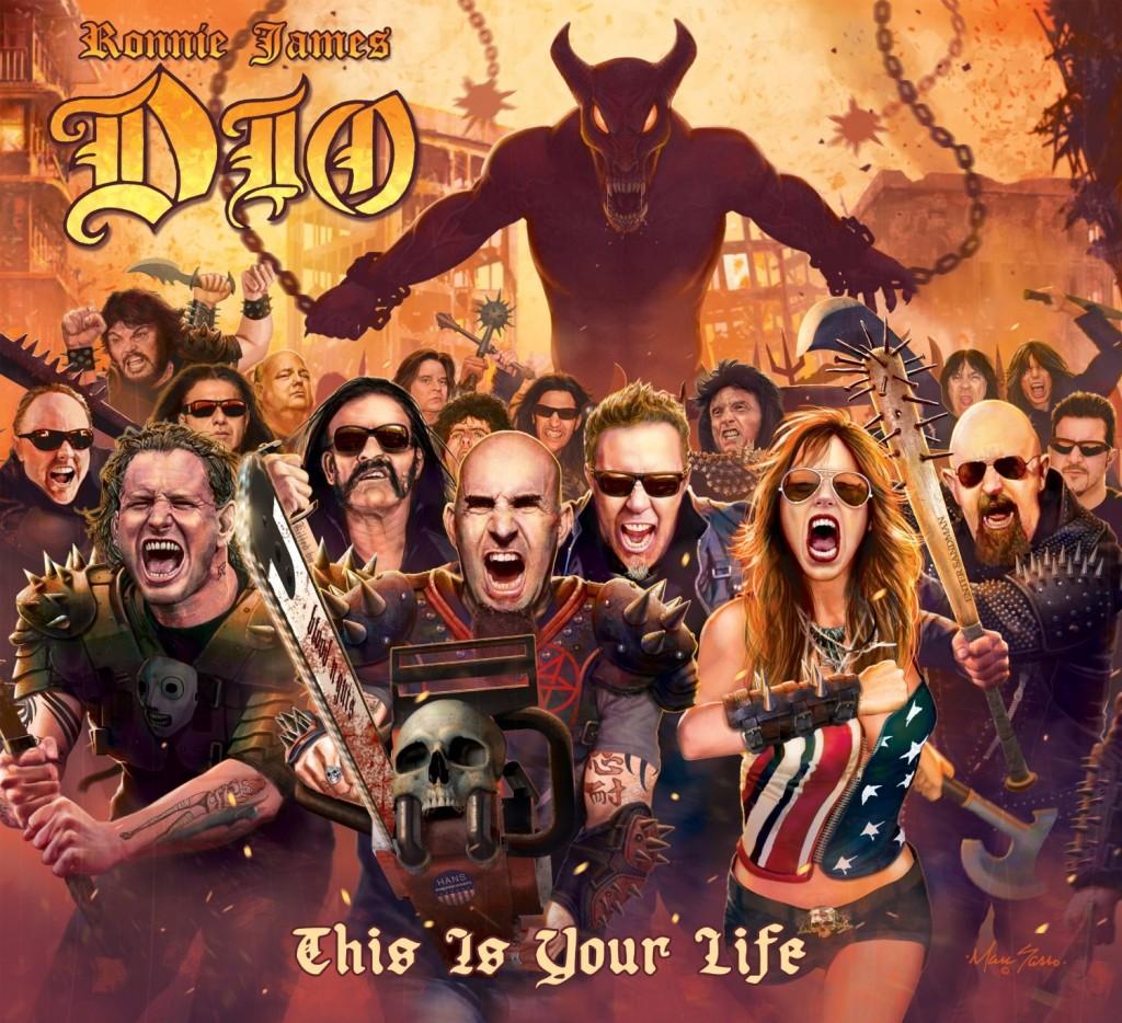 """Die Szene feiert eine verstorbene Größe: """"This Is Your Life"""" als Tribute an Ronnie James Dio"""