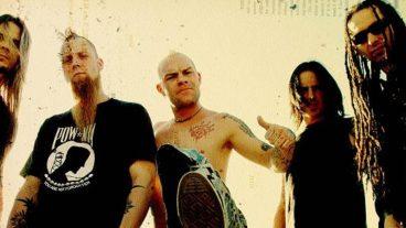 Five Finger Death Punch bieten Stadionfeeling, 22.03.2014 – Köln, E-Werk