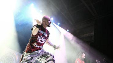 Five Finger Death Punch Fotos am 22.03.2014 im E-Werk, Köln