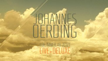 Johannes Oerding besingt persönliche Momente – im Studio und live