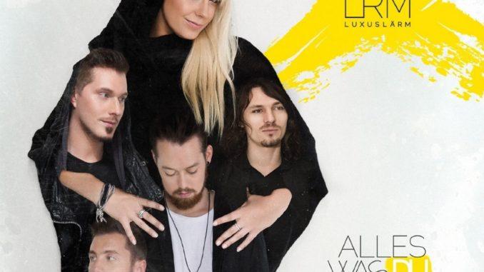 Luxuslärm Alles was du willst CD Cover