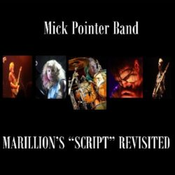 Mick Pointer Band Marillion
