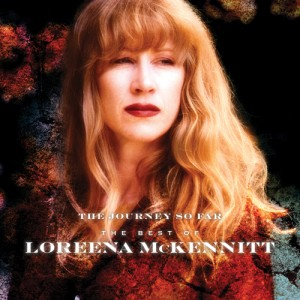 Loreena McKennitt The Journey So Far Best Of CD Cover
