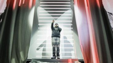 Sido schmeißt die Fuffies durchs Palladium in Köln