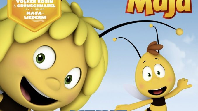 Biene Maja Meine Lieder
