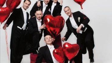 Die Berlin Comedian Harmonists halten das Erbe einer berühmten Band aufrecht