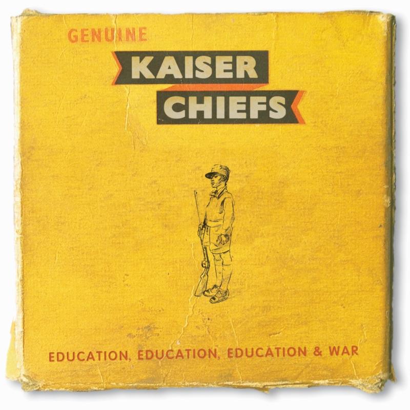 """Die Kaiser Chiefs und ihr Erziehungsauftrag: """"Education, Education, Education & War"""""""