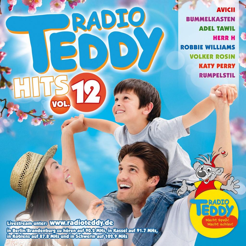Radio TEDDY mischt beliebte Kinderhits mit aktuellen Chartstürmern